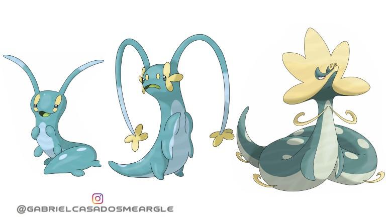 Pokémon lesma
