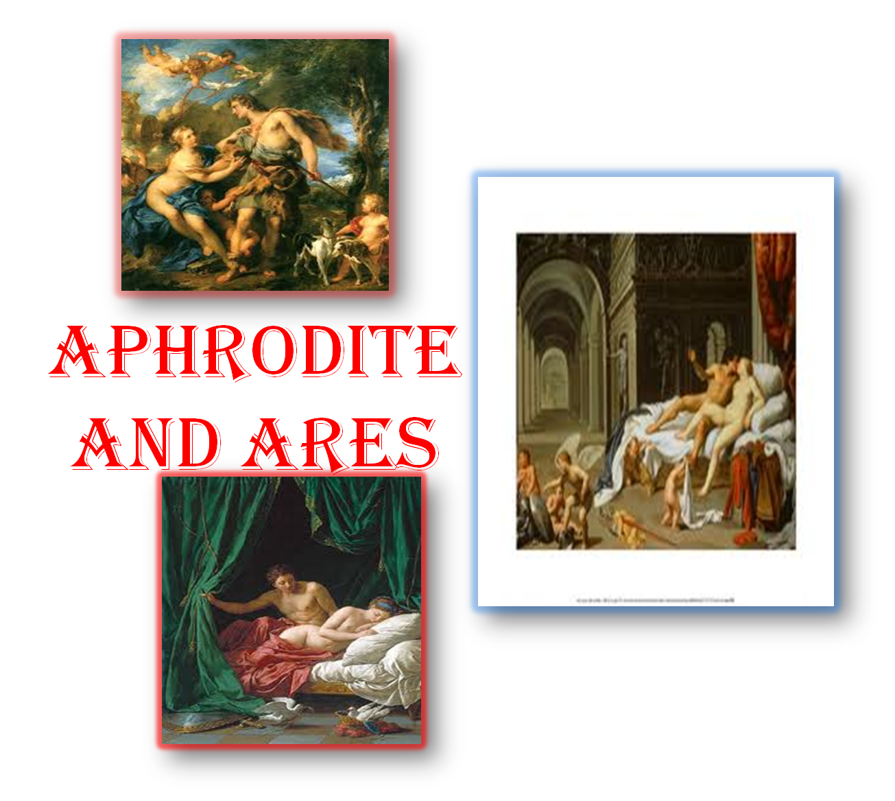 The gallery for --> Hephaestus And Aphrodite