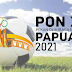 """Big Match"" Jabar vs Papua Hari Pertama Cabang Sepak Bola"