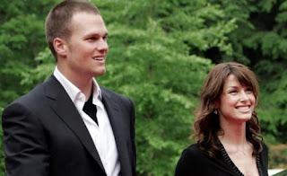 Tom Brady With His Girlfirend Bridget Moynahan