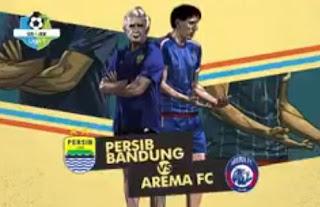 Susunan Pemain Persib Bandung vs Arema FC