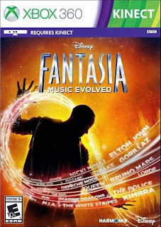 Disney Fantasia Music Evolved (X-BOX 360) 2014