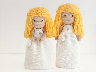 amigurumi-Kleid-Kommunion-Muster-Kleid-Muster-Crochet