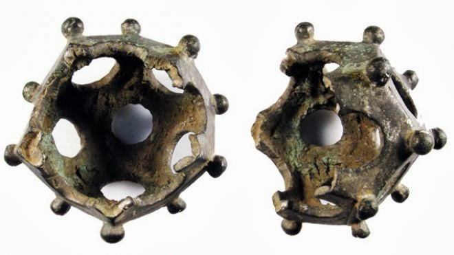 Roman Dodecahedron-1