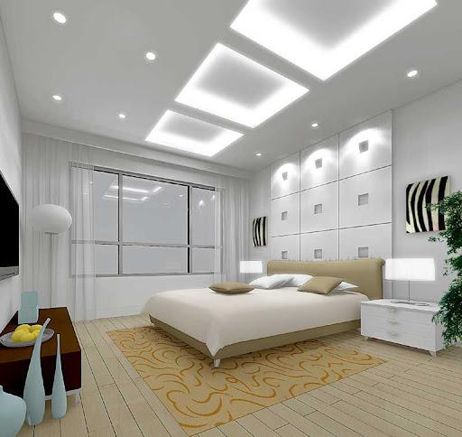 Bedroom design ideas: Luxurious modern minimalist bedroom ...
