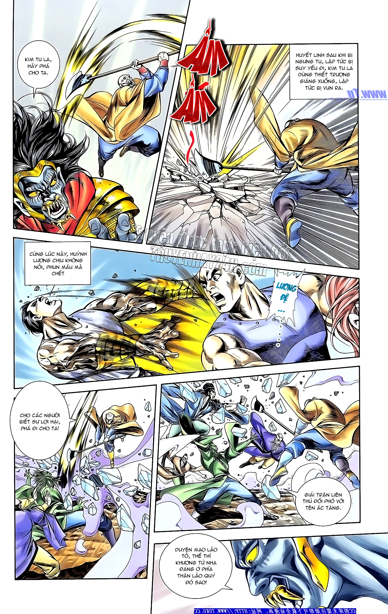 Cơ Phát Khai Chu Bản chapter 154 trang 26