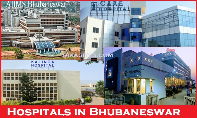 Best Hospitals in Bhubaneswar