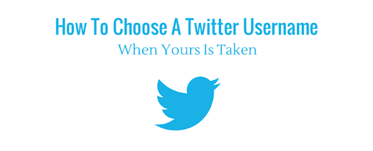 How to Choose Good Twitter Username ~ HaakBlog