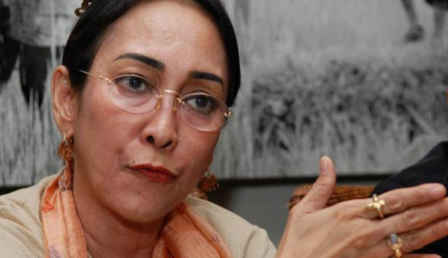 "Sukmawati Minta Maaf Pada Anne Avantie Soal Puisi ""Ibu Indonesia"""
