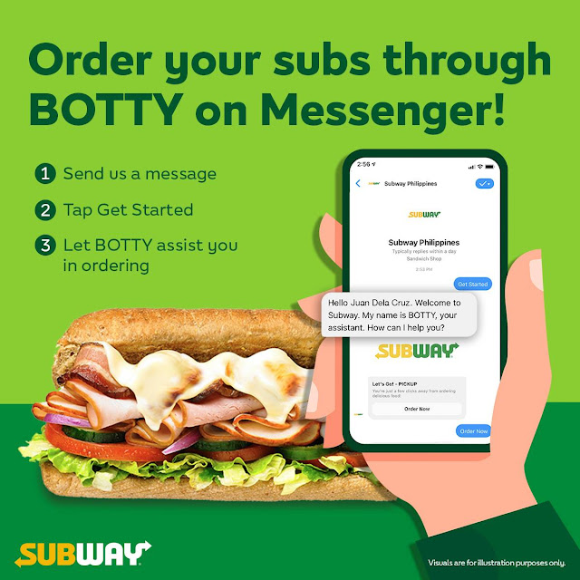 Subway Meat Stack