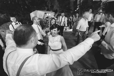 ricevimento festa matrimonio foto