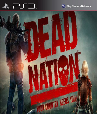 Ps3 Ps3 Dead Nation Psn 4 Link 3 55 Y 3 41