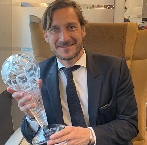 Richest Football Players - Francesco Totti