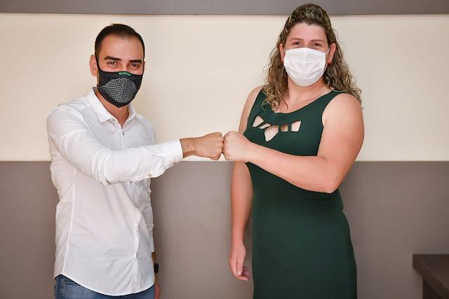 Enfermeira formada em Barreiras é a nova Secretaria de Saúde de Luis Eduardo Magalhães