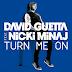 Single: David Guetta - Turn Me On (feat. Nicki Minaj)