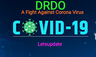 DRDO has introduced two products which can enhance the operations at public places during the pandemic., Covid pandemic,Corona virus,letsupdate,