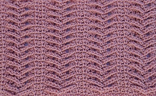 1-Imagenes Crochet Puntada de espiga a crochet y ganchillo por Majovel Crochet