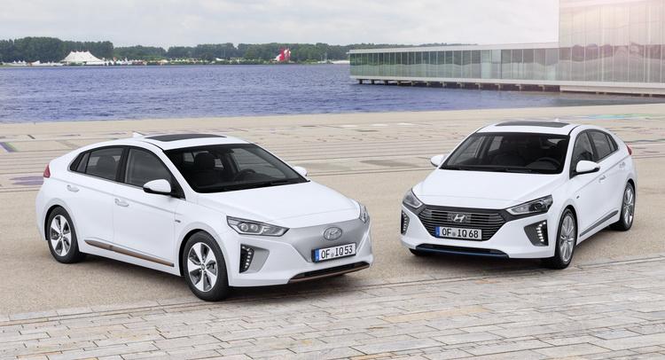 Hyundai Ioniq Range Detailed, Priced From £19,995 In The UK [88 Pics]