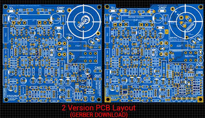 PCB Layout Class-D UcD Superlite Amplifier UcD Hypex