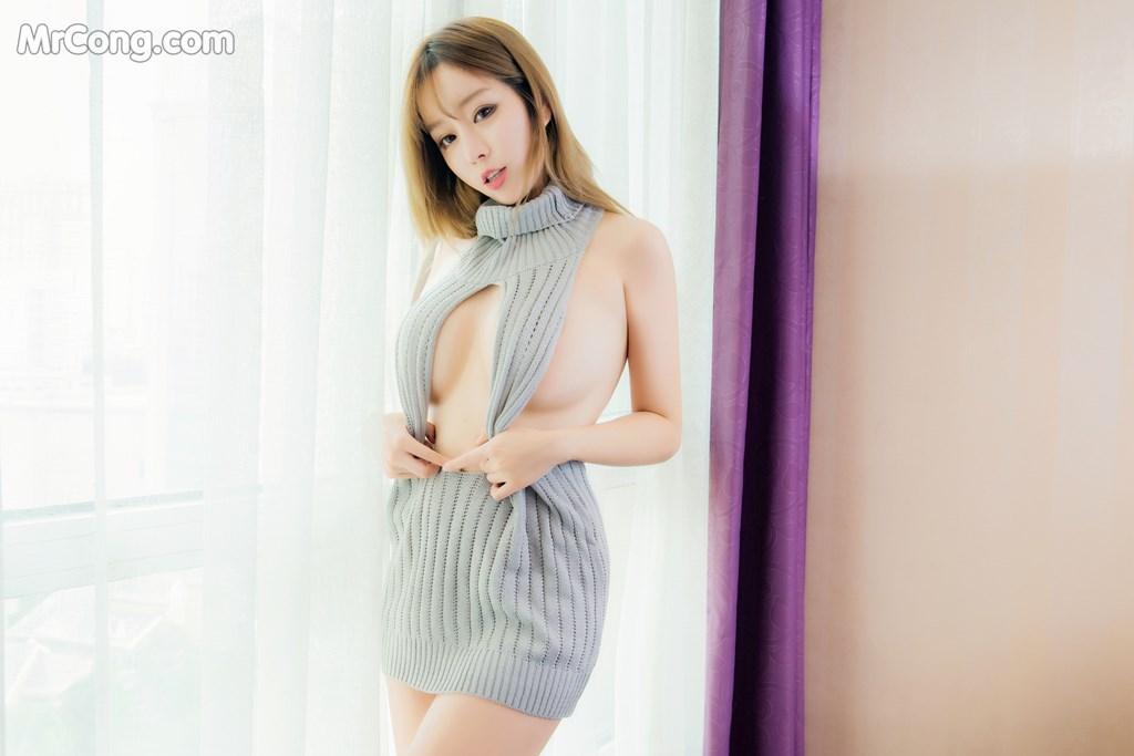 Image SLADY-2018-02-28-No.017-Wang-Yu-Chun-MrCong.com-010 in post SLADY 2018-02-28 No.017: Người mẫu Wang Yu Chun (王雨纯) (56 ảnh)