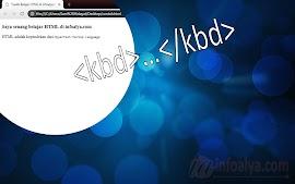 Fungsi Tag KBD dan Penerapannya di Blog