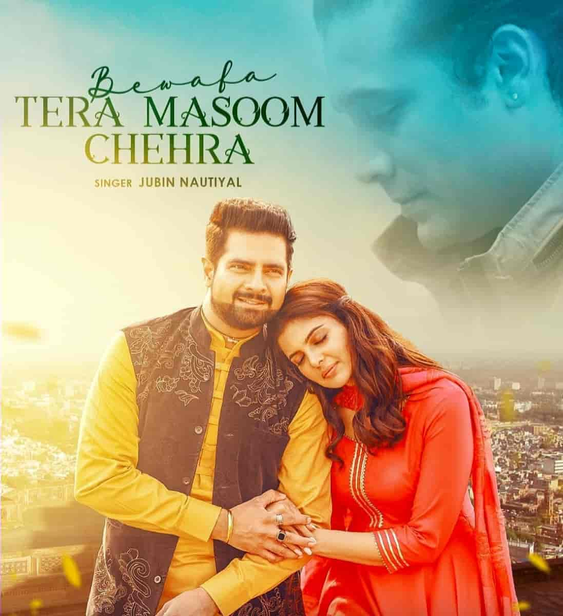 A very talented artist Jubin Nautiyal back again with a another beautiful recreated hindi song which is titled Bewafa Tera Masoom Chehra.