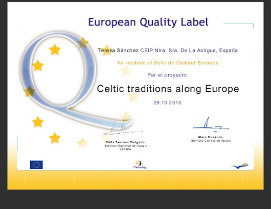 Our first European Quality Label