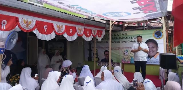 Mak Ija Deklarasi Dukungan Kepada Prabowo-Sandi