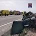 Un accidente de tráfico se salda con dos heridos en Jumilla