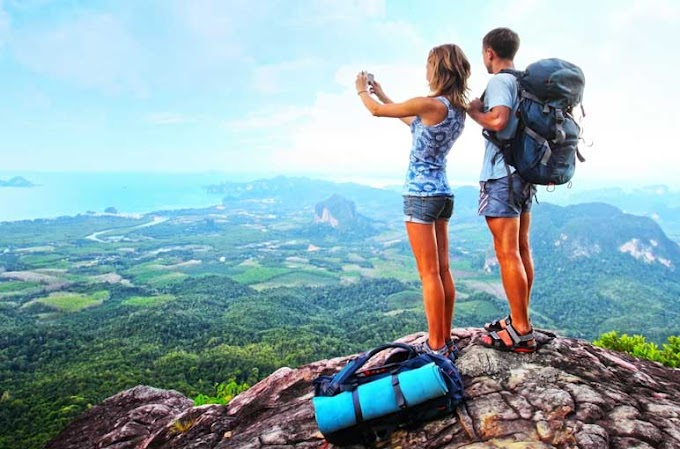 BACKPACKING & TRAVEL ESSENTIALS FOR HOT CLIMATES