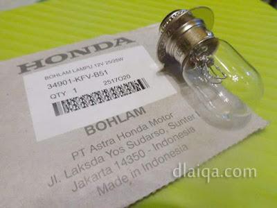 kode produk 34901-KFV-B51