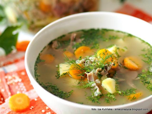 najlepszy krupnik, zupa dnia, domowa zupa, zupa jarzynowa z kasza, zoladki drobiowe, co na obiad, moj comfort food