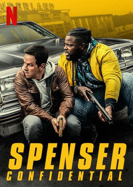 Spenser Confidential [2020] [CUSTOM HD] [DVDR] [NTSC] [Latino]