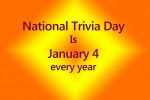 National Trivia Day Wishes