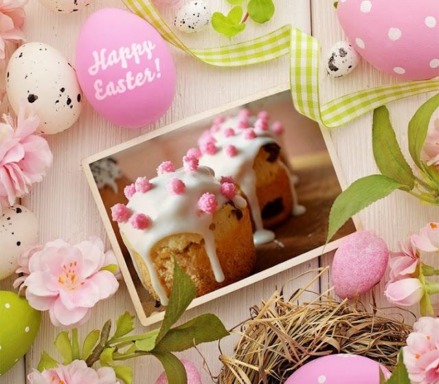 Wesołego Alleluja! Wesołych świąt Wielkanocnych!  Happy Easter!