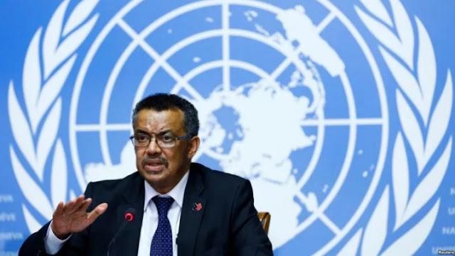 WHO Surati Presiden Jokowi Terkait Virus Korona