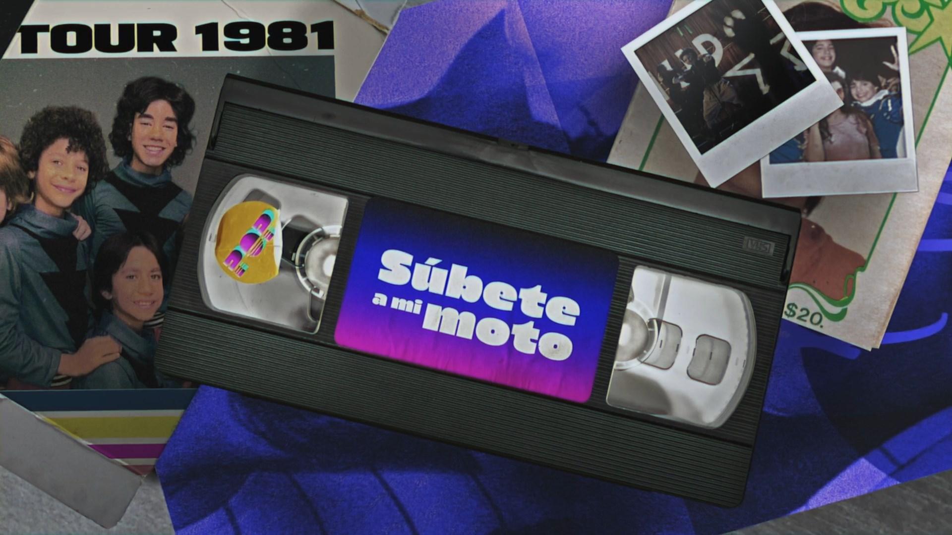 Súbete a mi moto (2020) Temporada 1 1080p Latino