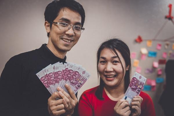 Comment un couple a remboursé 52 000 Euro de dettes en 18 mois
