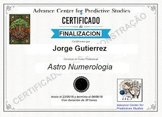 Curso Profesional Numerologia Cabalistica