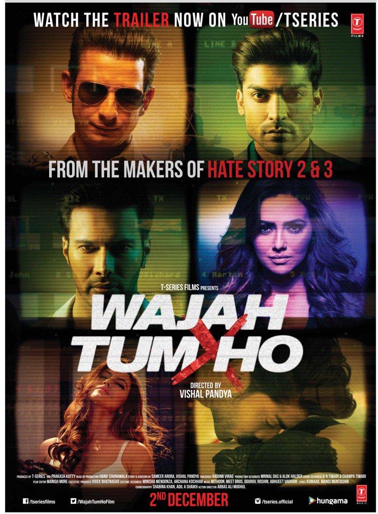 Wajah Tum Ho (2016) HD Full Movie Watch Online Free   HD