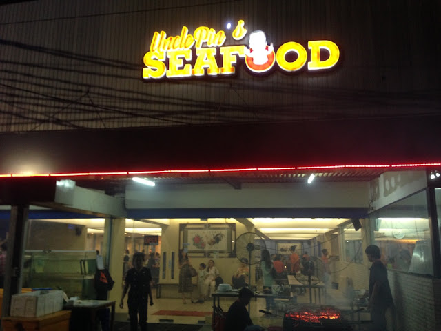 Uncle Pin's SeaFood Muara Karang
