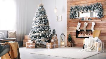 Decora tus chimeneas perfectamente en estas navidades