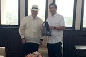 Konjen Oscar Orcine Kunjungi Kantor Gubernur, Wagub Kandouw Apresiasi Kerjasama Bilateral Sulut-Filipina