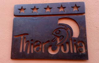 Blogtrip a Traiguera para conocer Thiar Julia.
