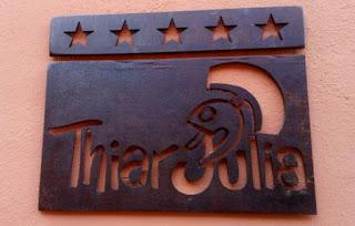 Blogtrip a Traiguera para conocer Thiar Julia.