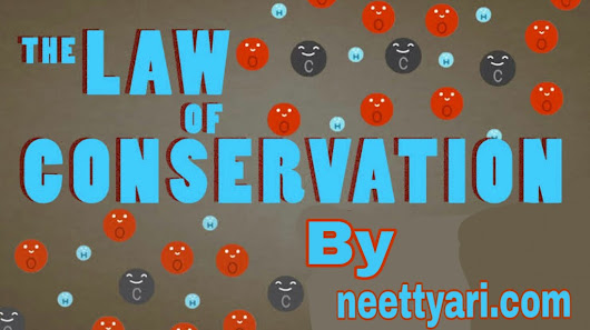 Laws of Conservations in Physics || By- neettyari