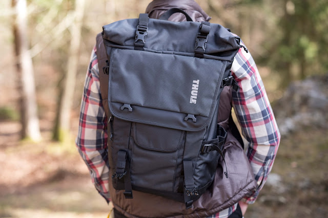 Thule Covert DSLR Rolltop Backpack Fotorucksack 06