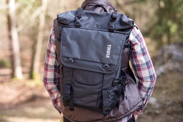 Thule Covert DSLR Rolltop Backpack Fotorucksack 06