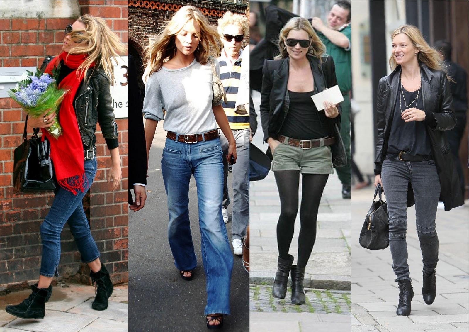 -Kate-Moss-street-style- Kate Moss Street Style