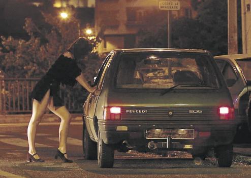 prostituees roissy